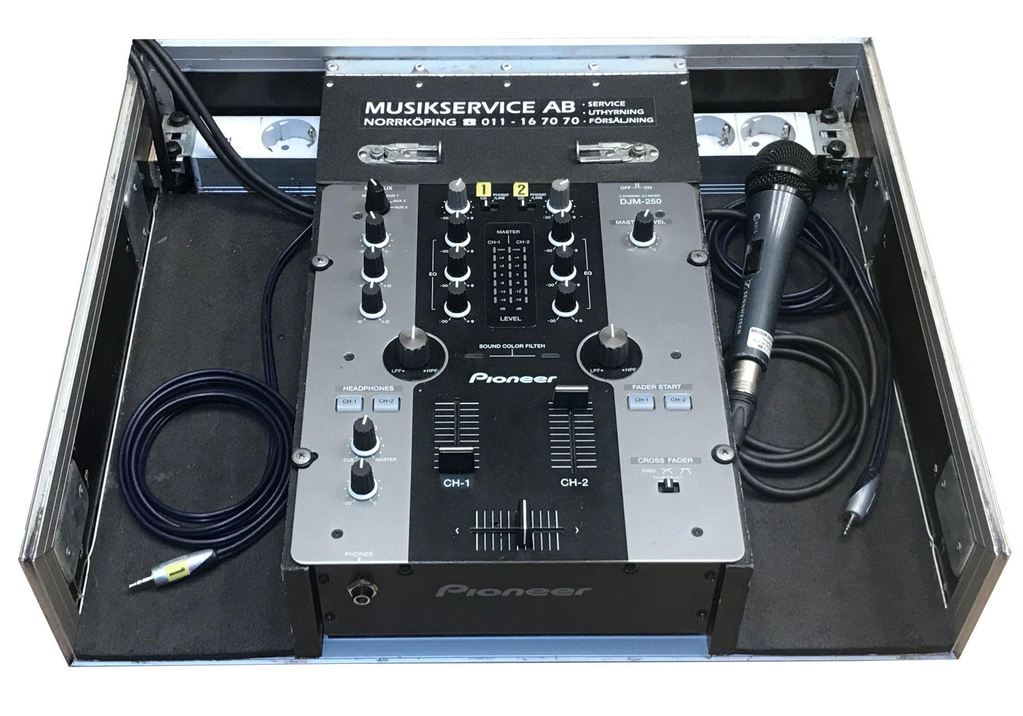 förstärkare högtalare kabel